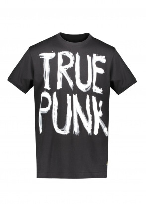 Vivienne Westwood True Punk T-Shirt - Black
