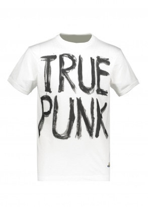 Vivienne Westwood True Punk T-Shirt - White