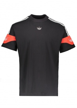 adidas Originals Apparel TS TRF Tee - Black