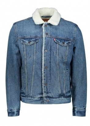 Levi's Red Tab Type 3 Sherpa - Needle Park