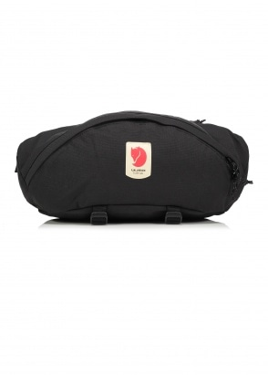 Fjallraven Ulvo Hip Pack Large - Black
