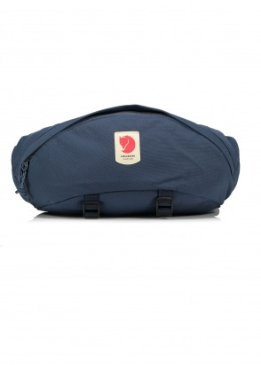 Fjallraven Ulvo Hip Pack Large - Mountain Blue