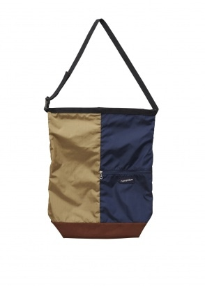 Nanamica Utility Shoulder Bag - Beige