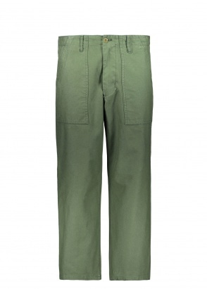 Beams Plus Utility Trousers - Olive Drab