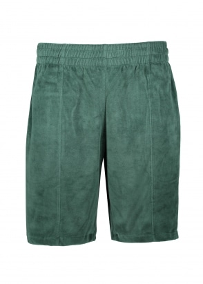 Stussy Velour Short - Green