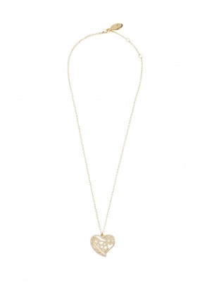 Vivienne Westwood Accessories Giuseppa Pendant - Gold