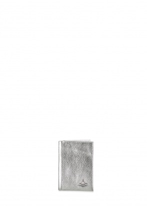 Vivienne Westwood Accessories Seven Card Holder - Silver