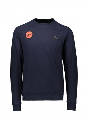 Vivienne Westwood Mens Time To Act Sweat - Royal Blue