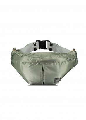 Porter-Yoshida & Co Waist Bag Large - Sage Green