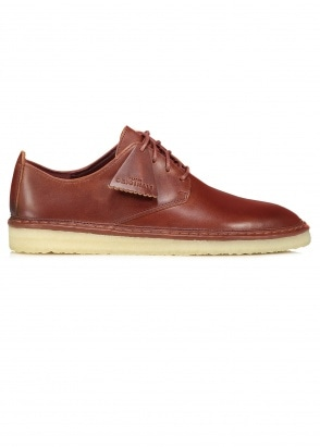 Clarks Originals Walbridge Lace Leather - Brown