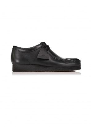 Clarks Originals Wallabee Leather - Black
