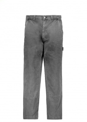 Stussy Washed Work Pant - Grey