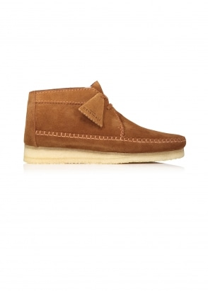 Clarks Originals Weaver Boot - Cola