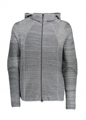 Snow Peak WG Knit Jacket - Grey