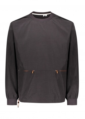 Uniform Bridge Wind Break MTM Tee - Black