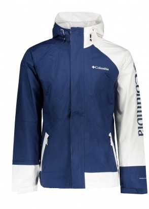 Columbia Windfell Park Jacket - Carbon / White