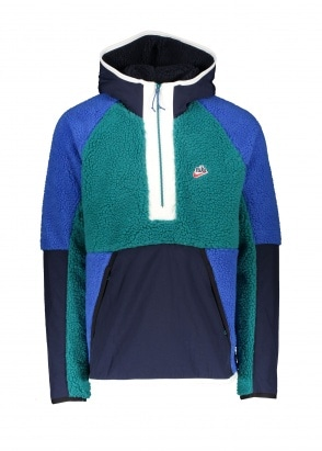 Nike Apparel Winter Hoodie - Geode Teal