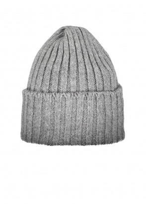 Beams Plus Wool Watch Cap - Grey