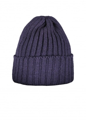 Beams Plus Wool Watch Cap - Navy