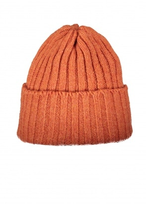 Beams Plus Wool Watch Cap - Orange