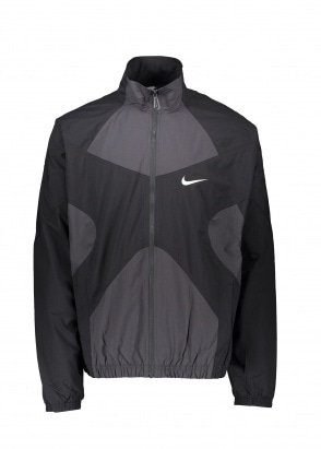 Nike Apparel Woven Jacket - Anthracite / Black