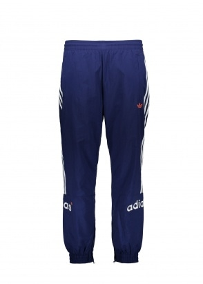adidas Originals Apparel Woven Trackpant - Navy / White