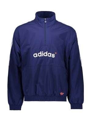 adidas Originals Apparel Woven Tracktop - Navy / White