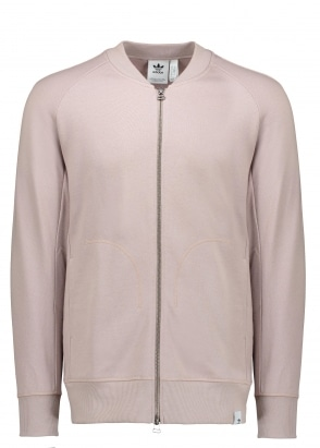 adidas Originals Apparel X BY O Track Top - Vapor Grey