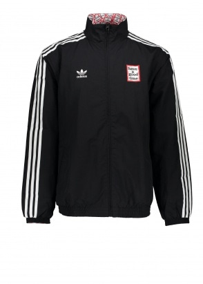 adidas Originals Apparel x Have A Good Time Reversible Track Top - Black