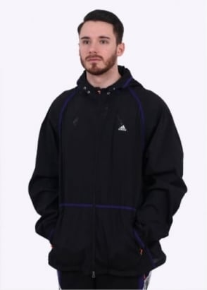 x Kolor WVN JKT - Black / Purple
