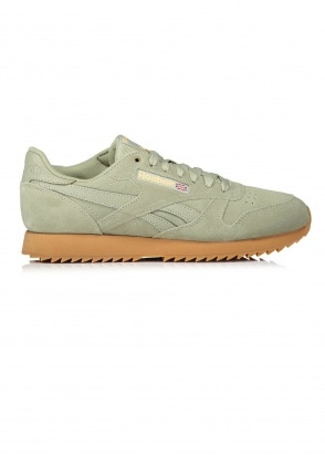 Reebok x Montana Cans CL Leather - Manilla Light