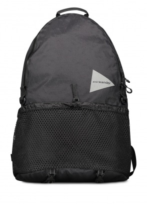 And Wander  X-Pac 2L Day Pack - Black