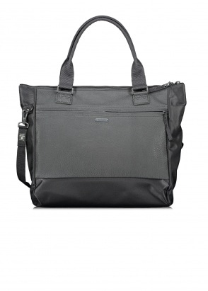 Master-Piece x Rebirth Project Tote Bag - Black