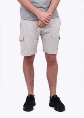 x Todd Snyder Cargo Bermuda Shorts - Grey Heather