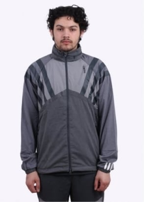 x White Mountaineering Windbreaker - Navy