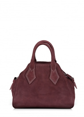 Vivienne Westwood Accessories Yasmine Medium - Burgundy