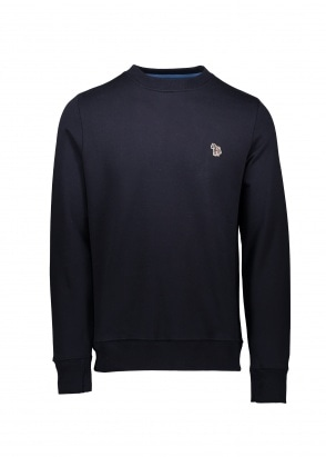 Paul Smith Zebra Logo Sweatshirt - Dark Navy
