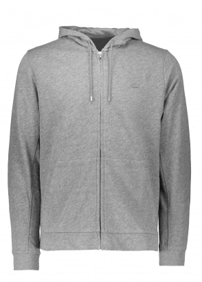 Lacoste Zip Hoody - Galaxite Chine