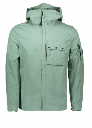 C.P. Company Zip Overshirt - Green Bay