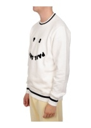 Paul Smith PS Happy Sweatshirt - Off White