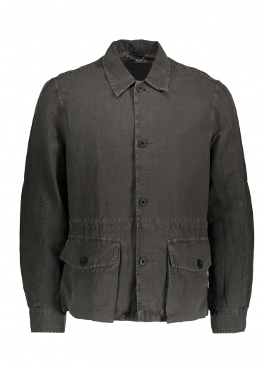 Our Legacy Puff Pocket Shirt - Forest