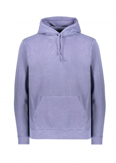 Beams Plus Pullover Hoodie Sweat - Blue