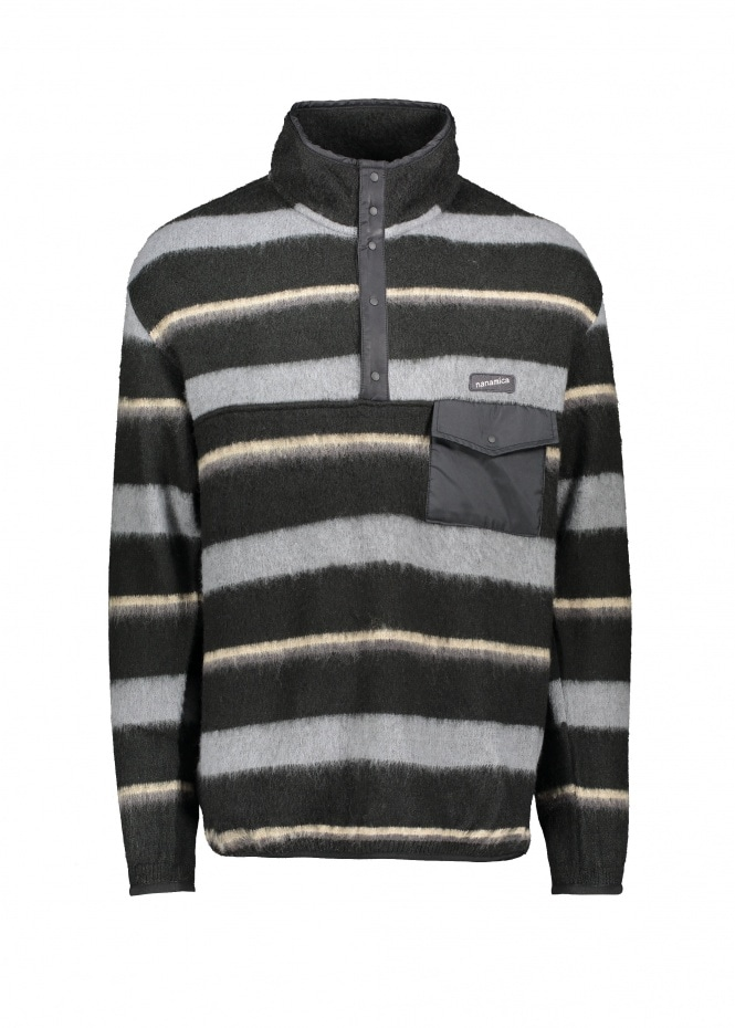 Pullover Sweater - Black / Charcoal