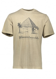 Billionaire Boys Club Pyramid T-Shirt - Sand