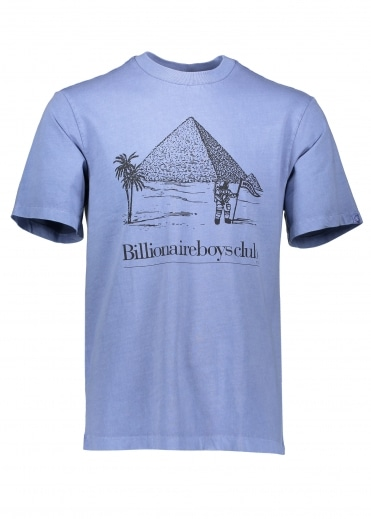 Billionaire Boys Club Pyramid T-Shirt - Violet