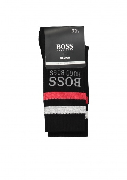 Boss Accessories QS Rib Stripe CC 001 - Black