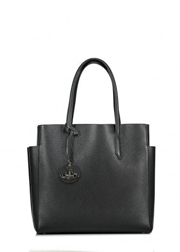 Vivienne Westwood Accessories Rachel Large Shopper - Black