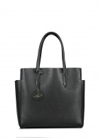 Rachel Large Shopper - Black