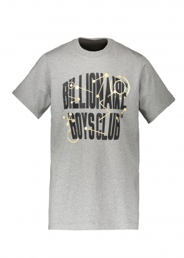 Billionaire Boys Club Radio Graphic Tee - Heather Grey