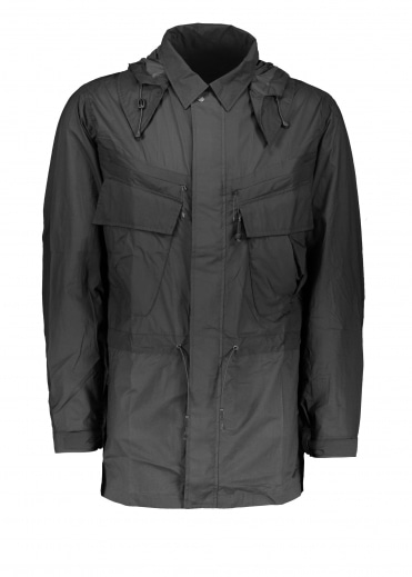 Snow Peak Rain & Win Resistant Jacket - Black